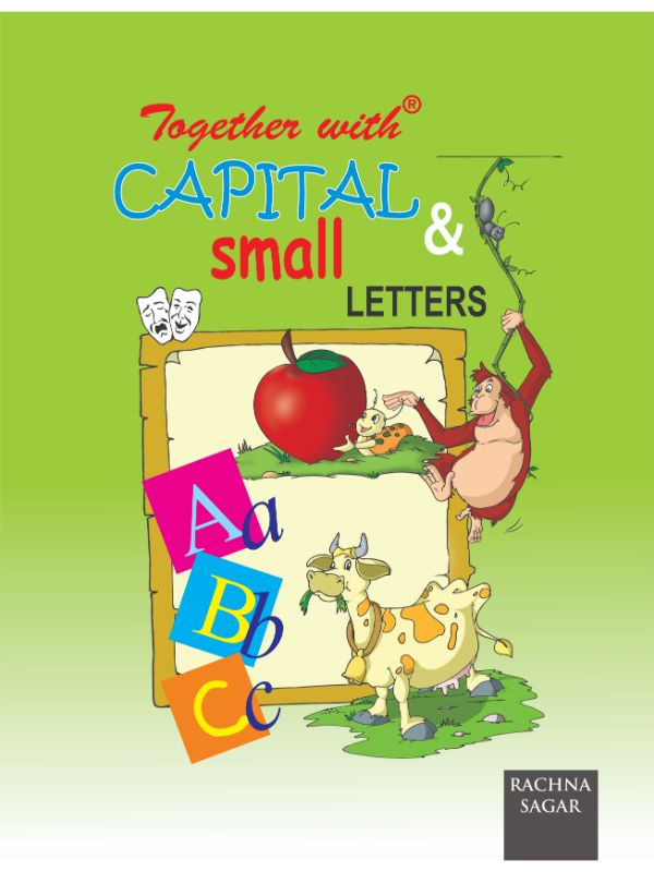 Together With Capital & Small Letters for Class UKG