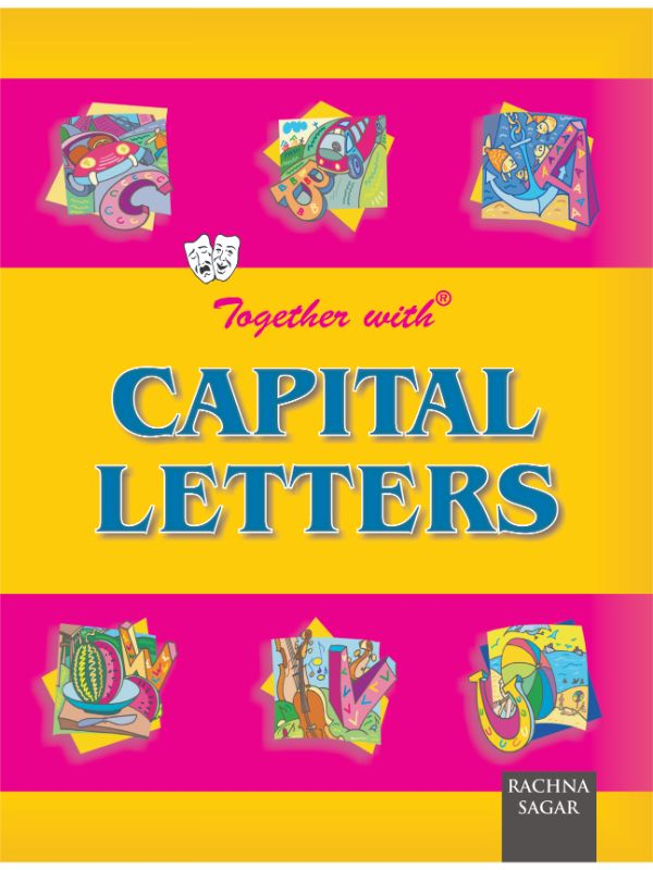 Together With Capital Letter for Class Nursery