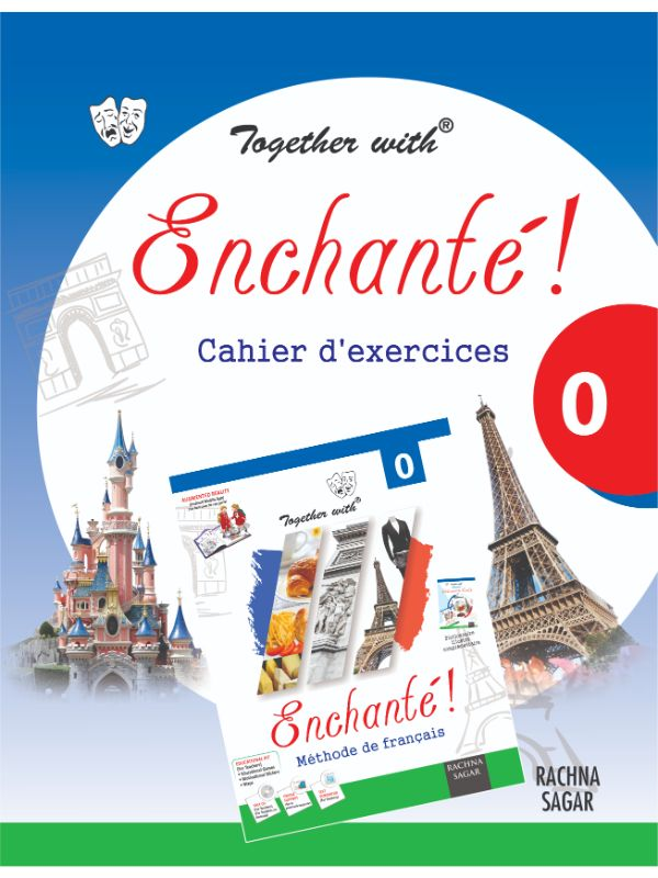 Together with Enchante Work Book 0 for Class 4
