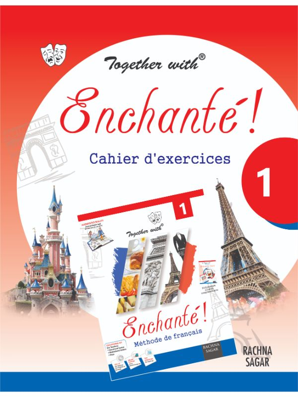 Together With Enchante Work Book 1 for Class 5