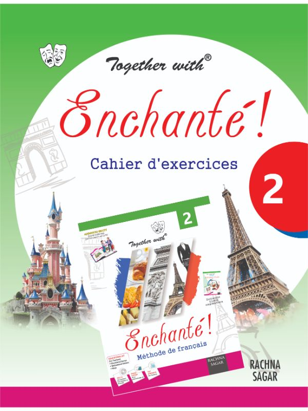 Together with Enchante Work Book 2 for Class 6