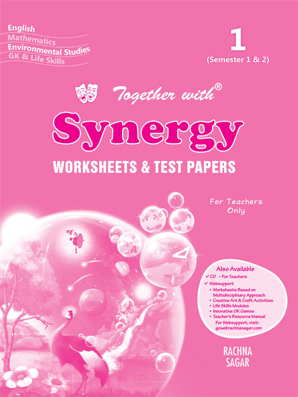 Together with Synergy Worksheets & Summative Assessments for Class 1