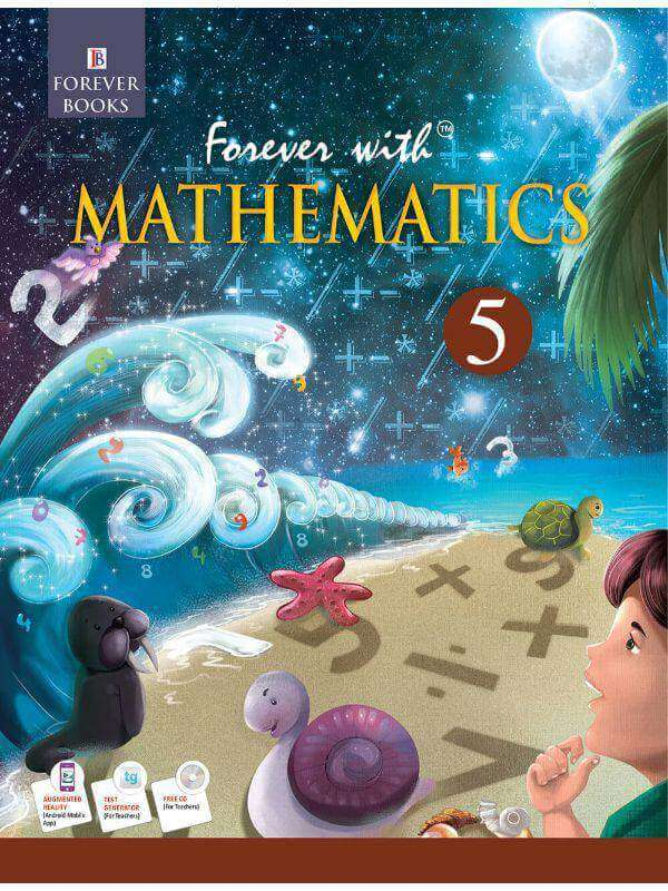 Forever With Mathematics for Class 5,Buy Online School books, best