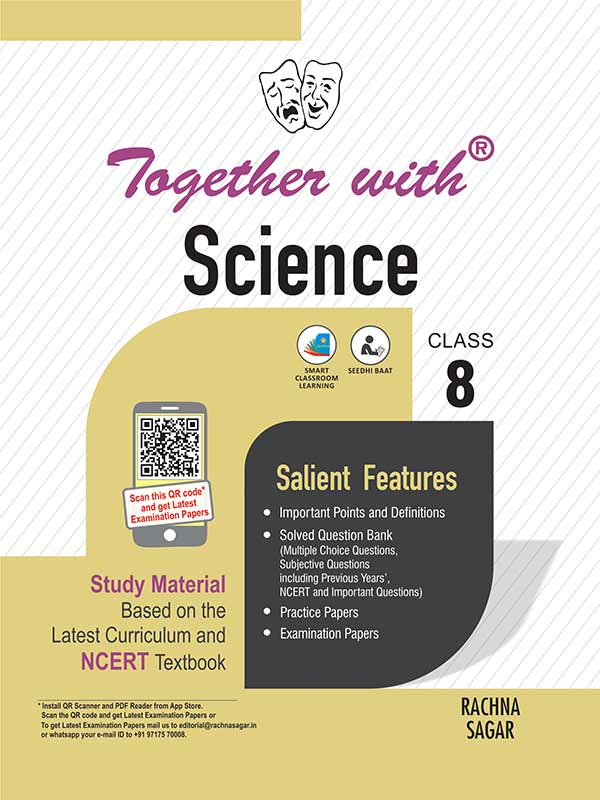 Together with Science Study Material for Class 8