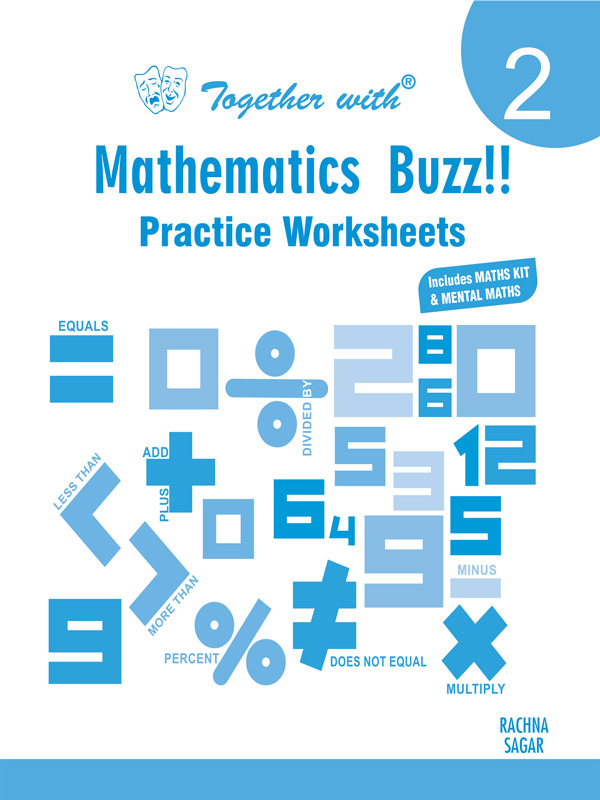 Mathematic Buzz Practice Worksheets for class 2