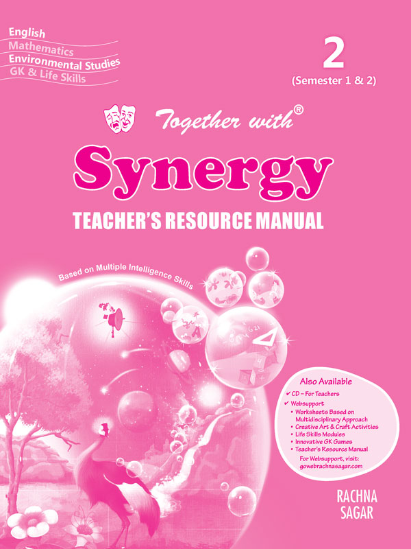Synergy Teachers Resource manual for class 2