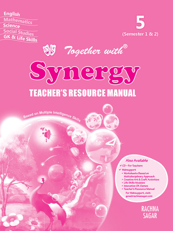 Synergy Teachers Resource manual for class 5