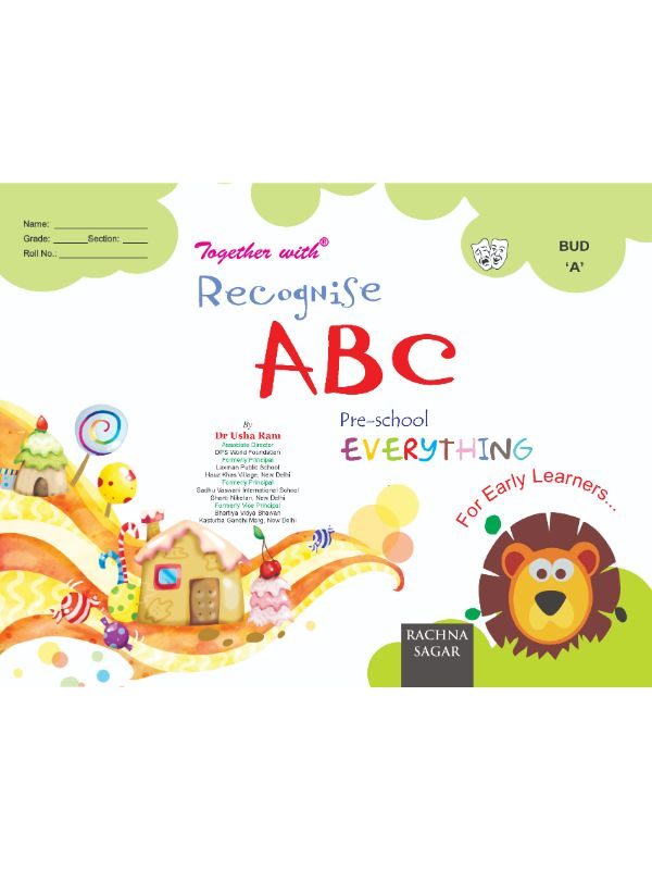Together With Everything Bud A Recognise ABC for Class Nursery