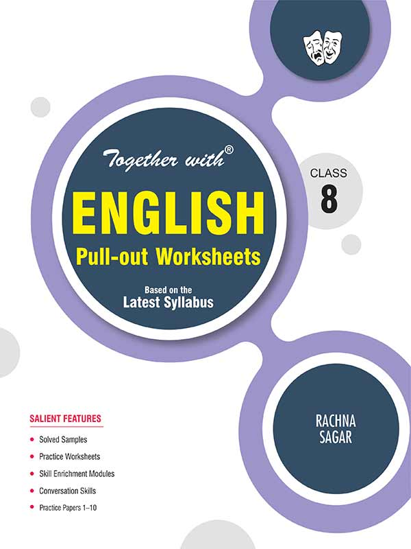 Together With English Pullout Worksheets for Class 8