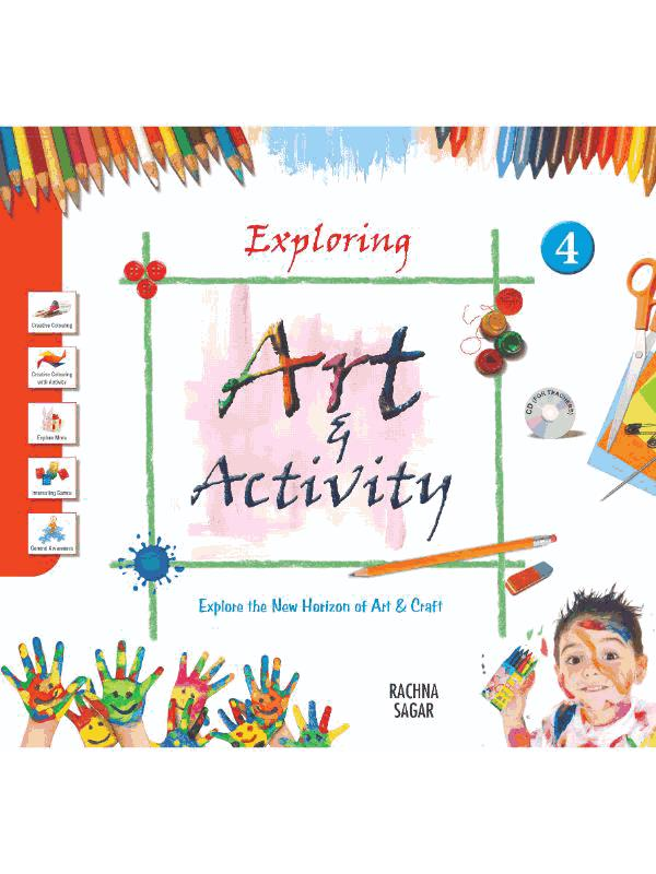Together With Exploring Art & Activity for Class 4