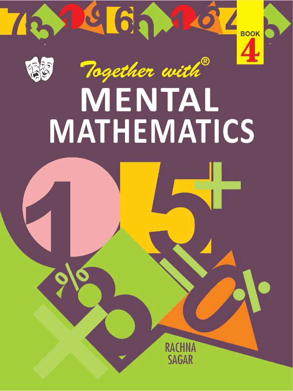 Together With Mental Mathematics for Class 4