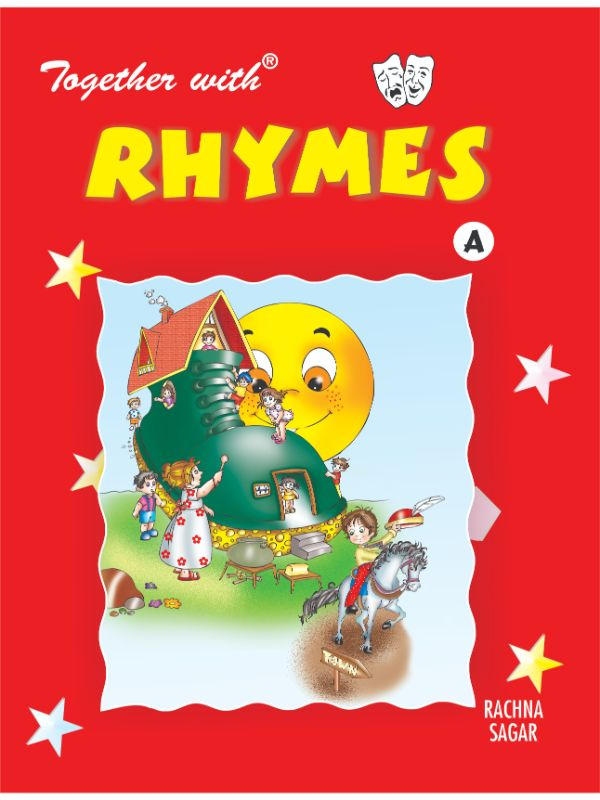 Together With Rhymes A for Class Nursery