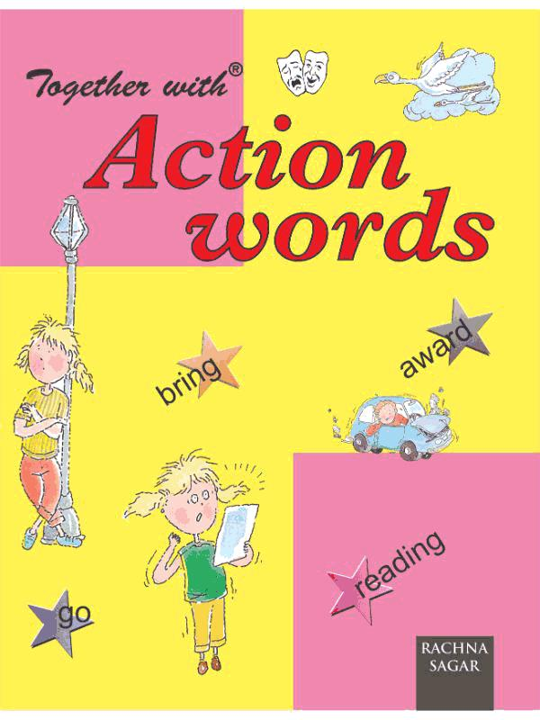 Together With Action Words for Class UKG