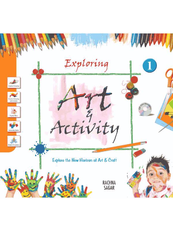 Together With Exploring Art & Activity for Class 1