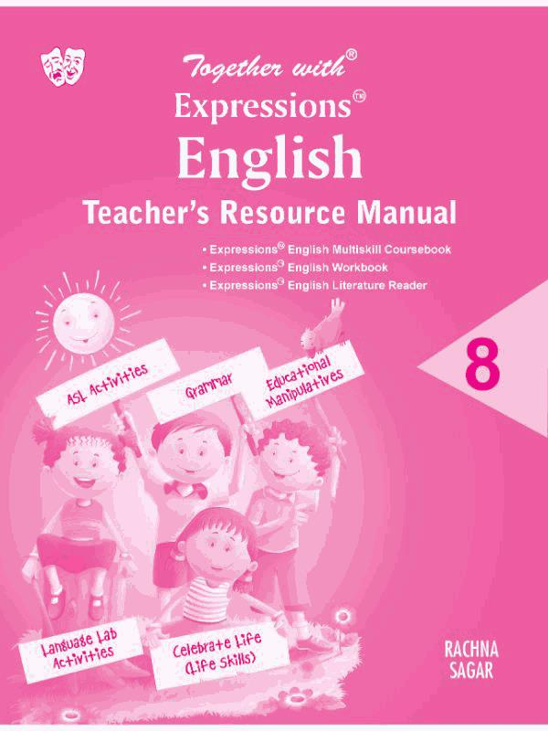 Together with Expressions English Solution/TRM for Class 8