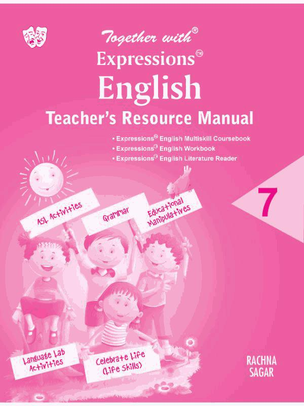 Together With Expressions English Solution/TRM for Class 7