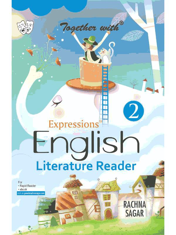 Together With Expressions English Literature Reader for Class 2