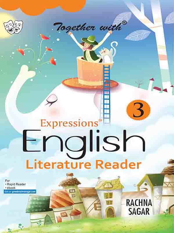 Together with Expressions English Literature Reader for Class 3