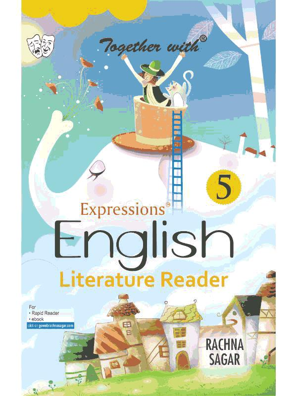 Together with Expressions English Literature Reader for Class 5