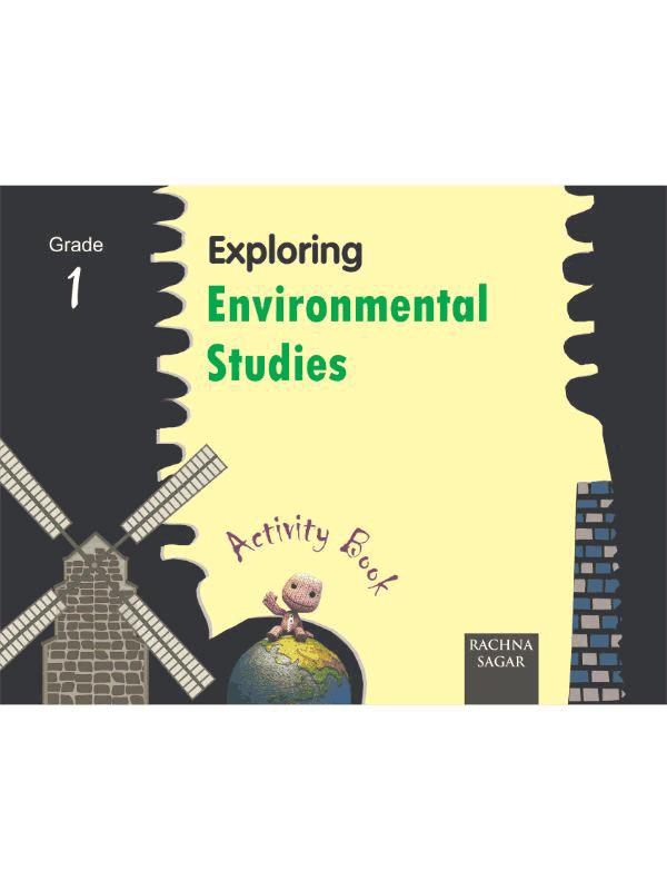 Together With Exploring Environmental Studies Activity Book for Class 1