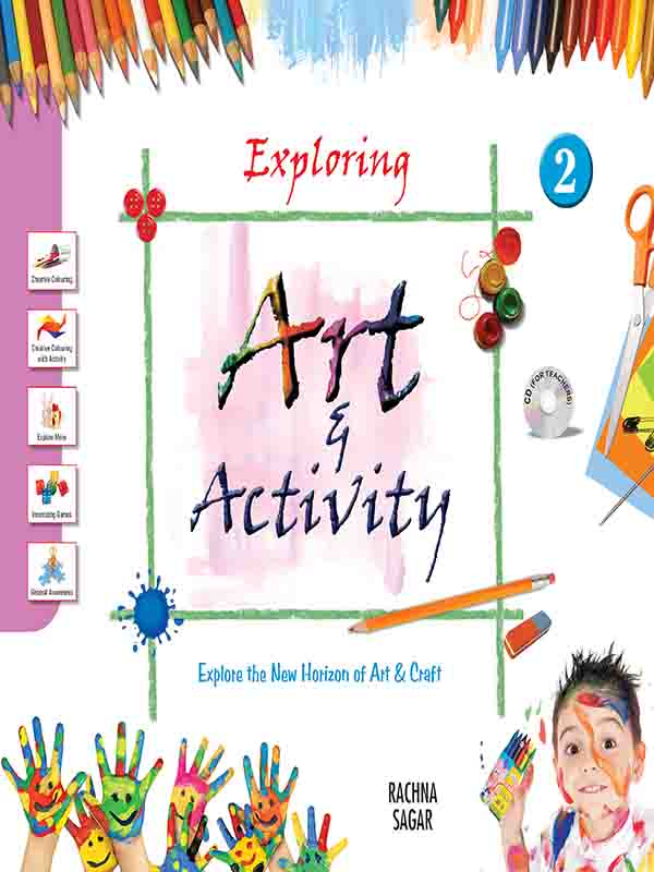 Together With Exploring Art & Activity for Class 2
