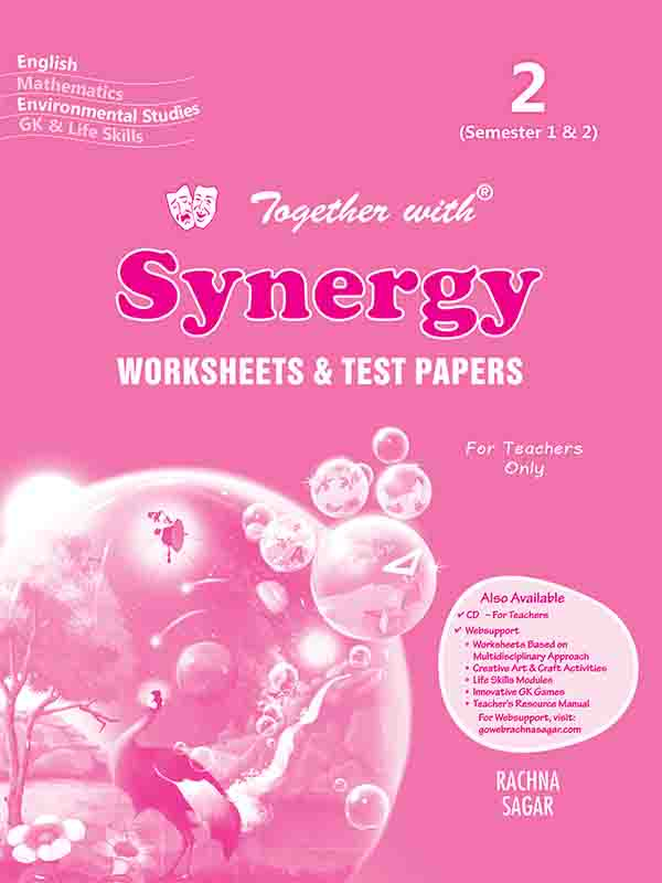 Together with Synergy Worksheets & Summative Assessments for Class 2