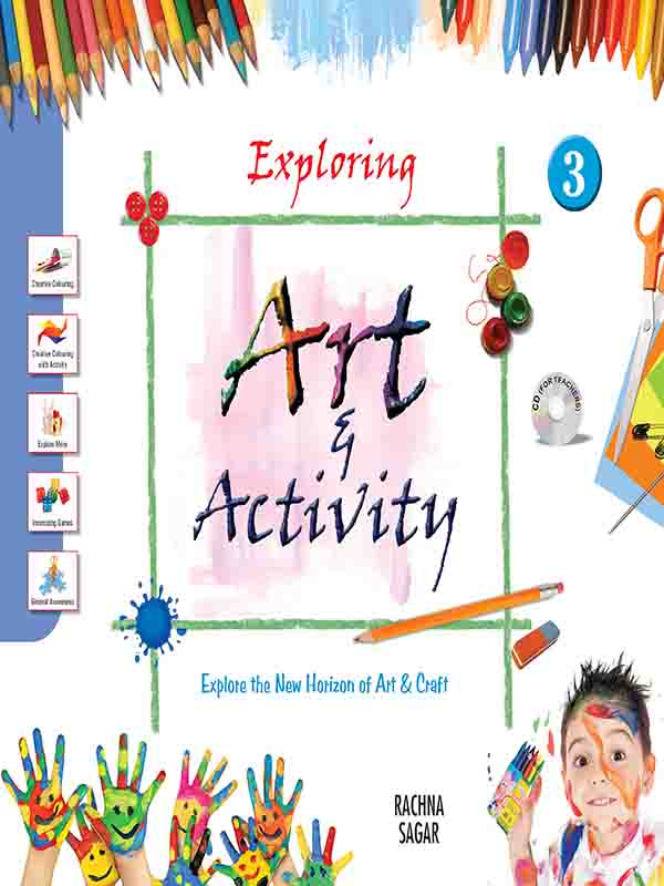 Together With Exploring Art & Activity for Class 3