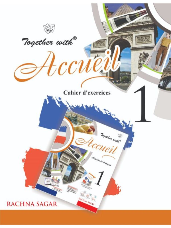 Together with Accueil Work Book Level 1 for Class 6