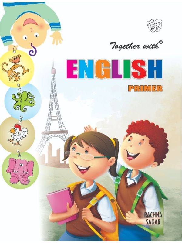 Together With English Primer for Class UKG