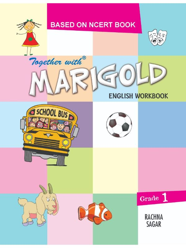 Together With Marigold English Work Book for Class 1