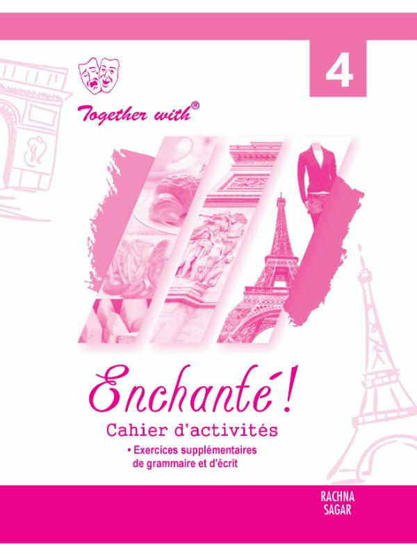 Together with Enchante Worksheets 4 for Class 8