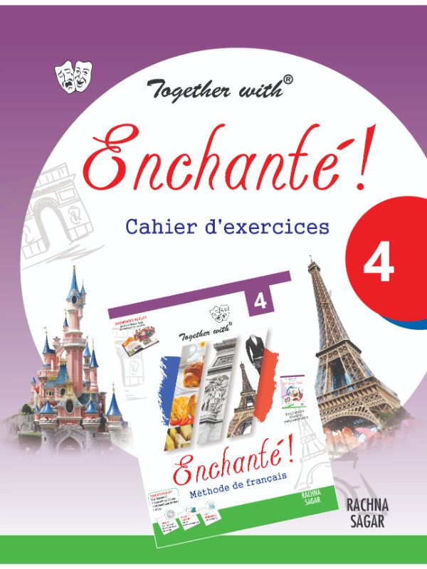 Together with Enchante Work Book 4 for Class 8