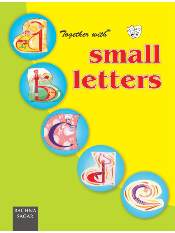 Together With Small Letters for Class LKG
