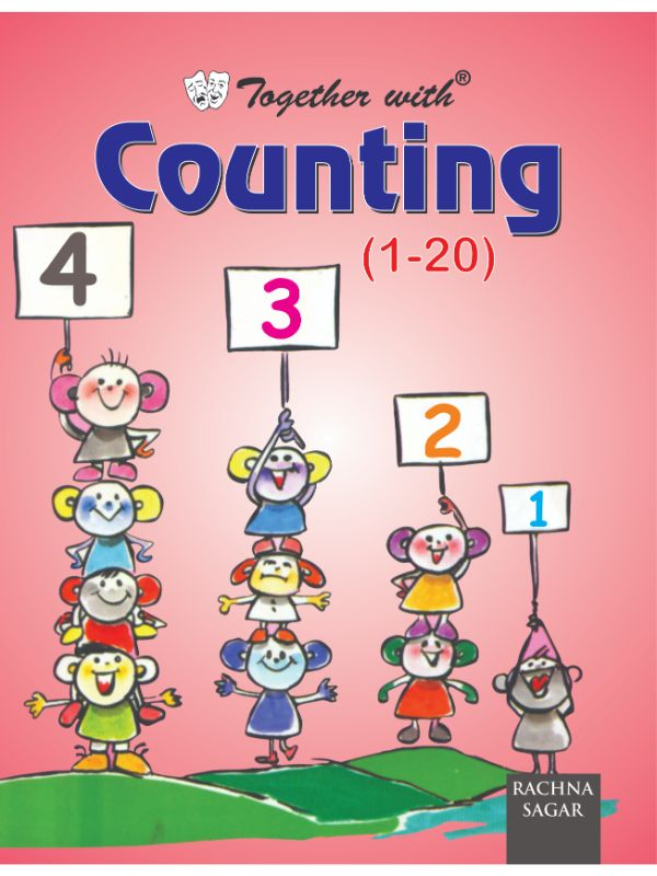 Together With Counting 1-20 for Class Nursery