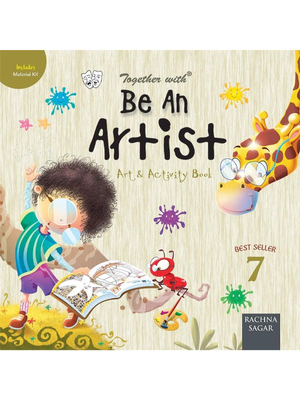 Together with Be An Artist for Class 7