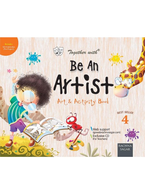 Together with Be An Artist for Class 4