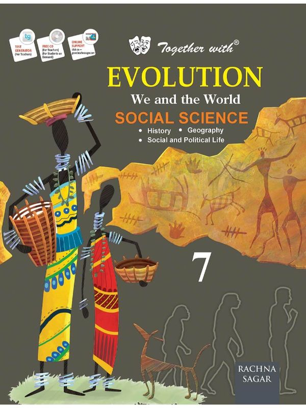 Together with Evolution Social Science for Class 7