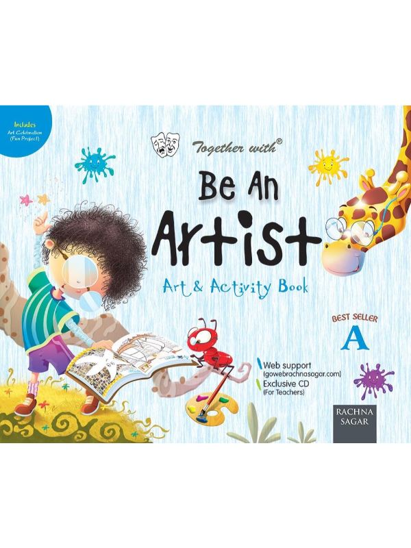 Together With Be An Artist A for Class Nursery