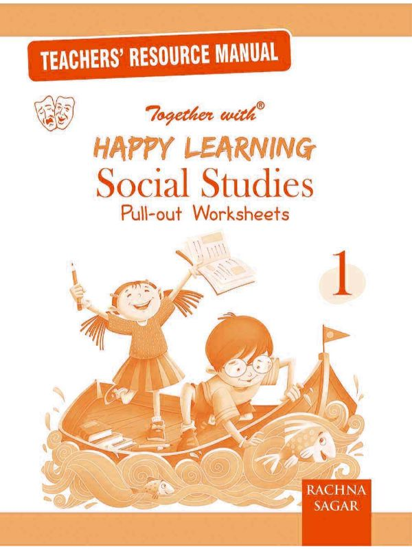 Happy Learning Pull out Worksheets Social Studies TRM/Solution for Class 1