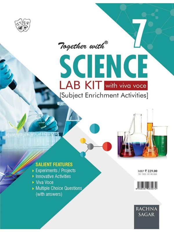 Together with Science Lab Kit (Lab Manual) (Book) for Class 7
