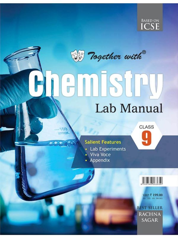 Together With ICSE Chemistry Lab Manual for Class 9