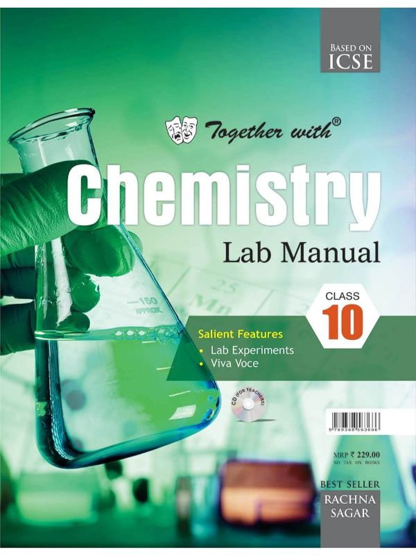 Together With ICSE Chemistry Lab Manual for Class 10