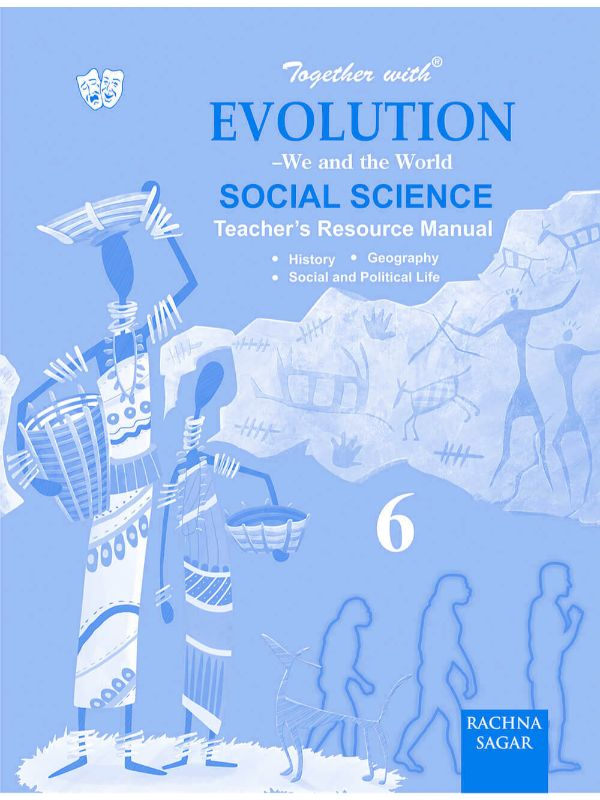 Together with Evolution Social Science Solution/TRM for Class 6