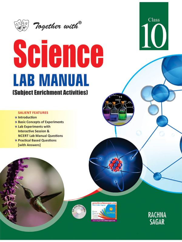Together With Science Lab Manual for Class 10