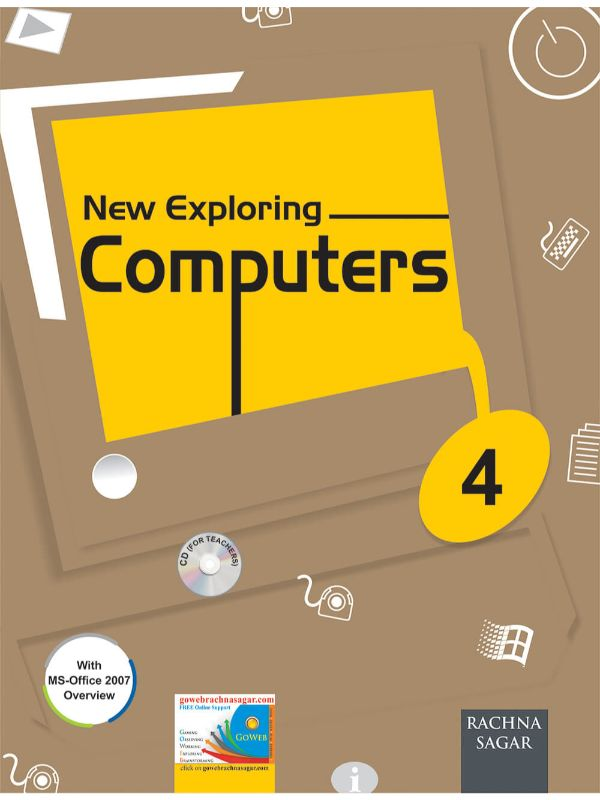 Together with New Exploring Computers for Class 4