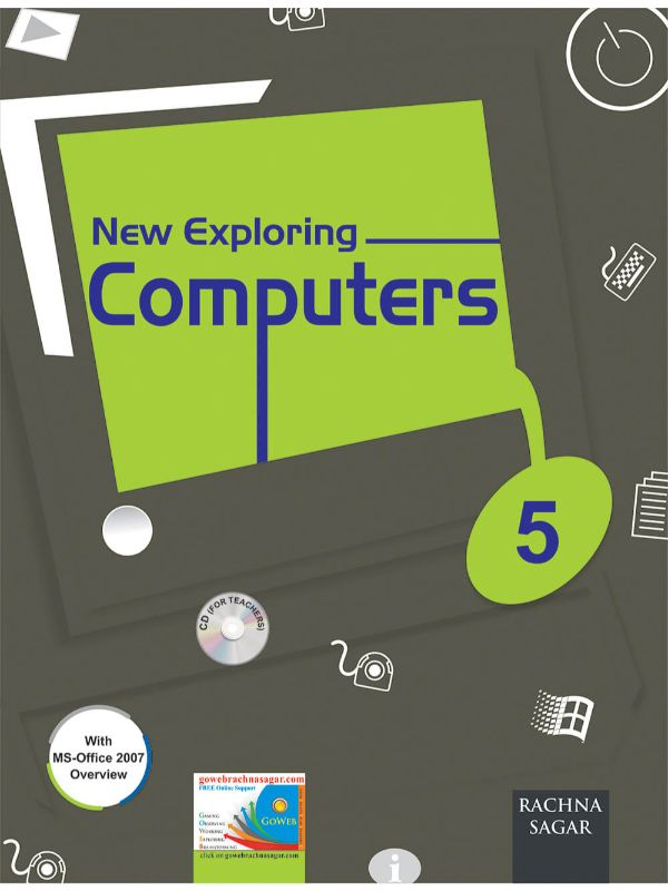 Together With New Exploring Computers for Class 5