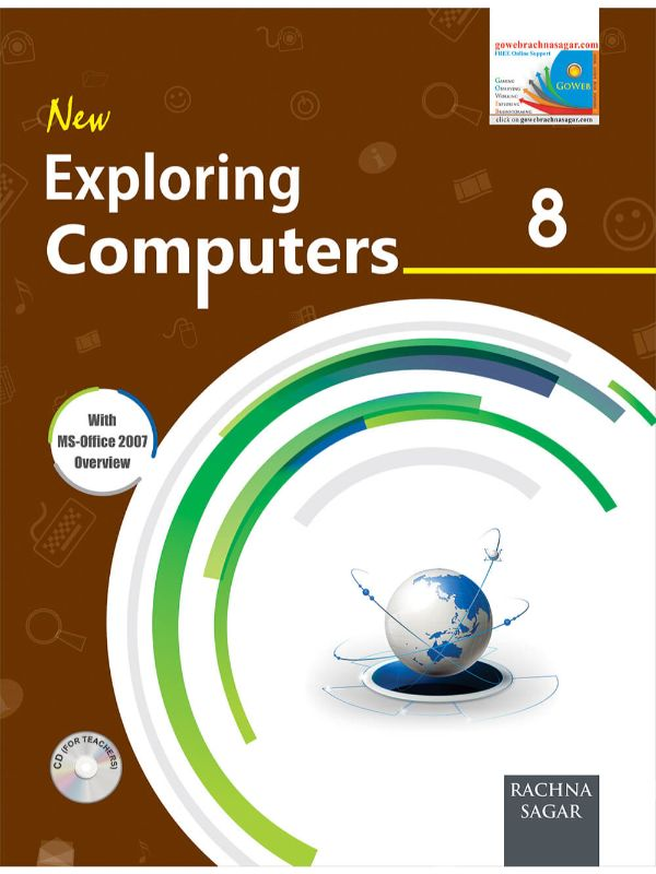 Together with New Exploring Computers for Class 8