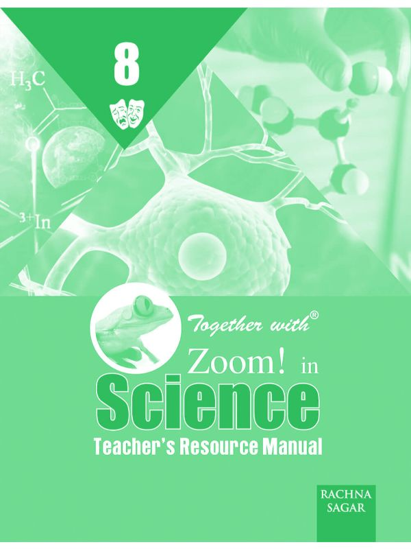 Together with Zoom In Science Solution/TRM for Class 8