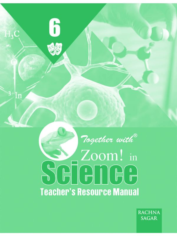 Together with Zoom In Science Solution/TRM for Class 6