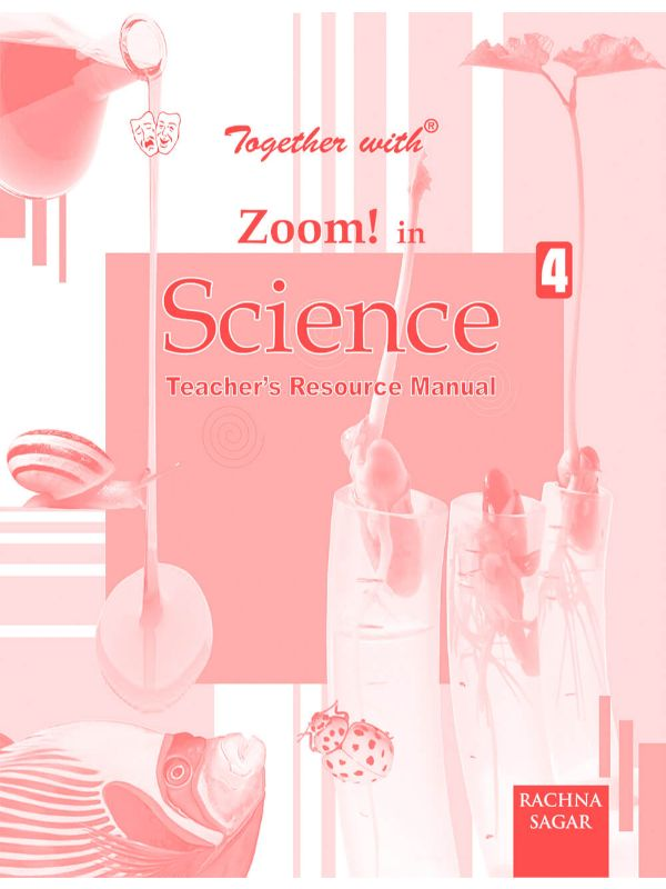 Together with Zoom In Science Solution/TRM for Class 4